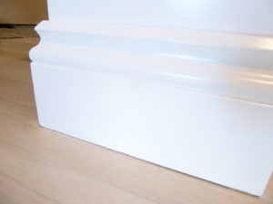 New Kitchen Skirting Board
