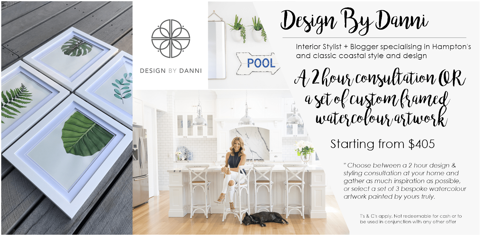 WIN $2,590 worth of goodies | Enter on Facebook | Design By Danni