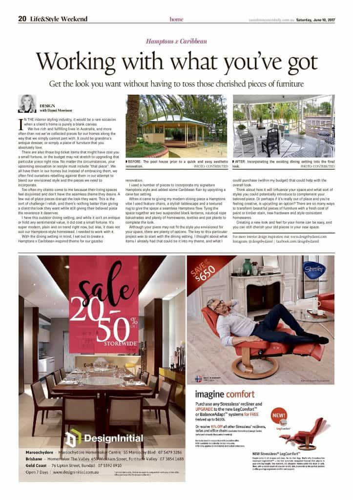 Press page - Life and Style magazine