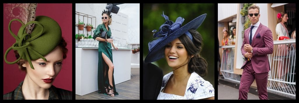 Sunshine Coast Turf Club - Blog Post One - colours and fashions