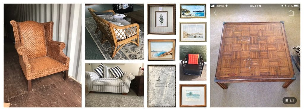 Tanawha Formal Lounge - all of my Gumtree purchases