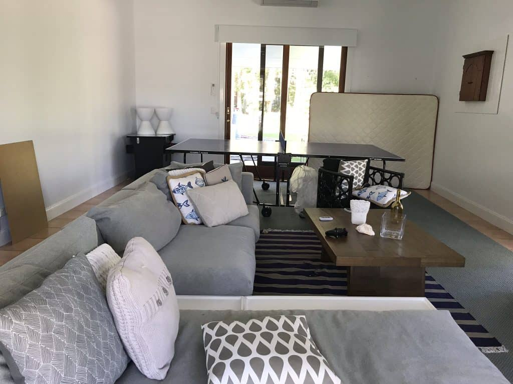 Tanawha Rumpus Room - before renovation