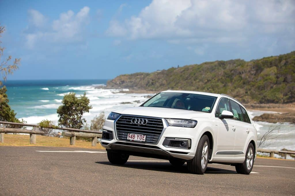 Danni's top 5 must visit locations on the sunshine coast - audi centre sunshine coast
