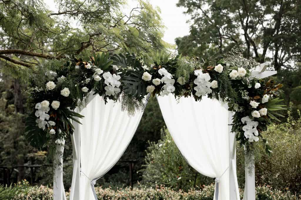 the final wedding blog - ceremony styling