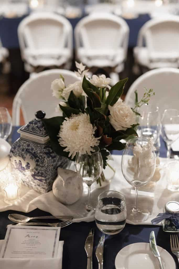 the finail wedding blog - reception styling