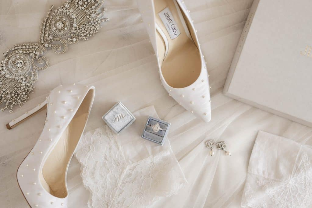 the final wedding blog - bridal attire