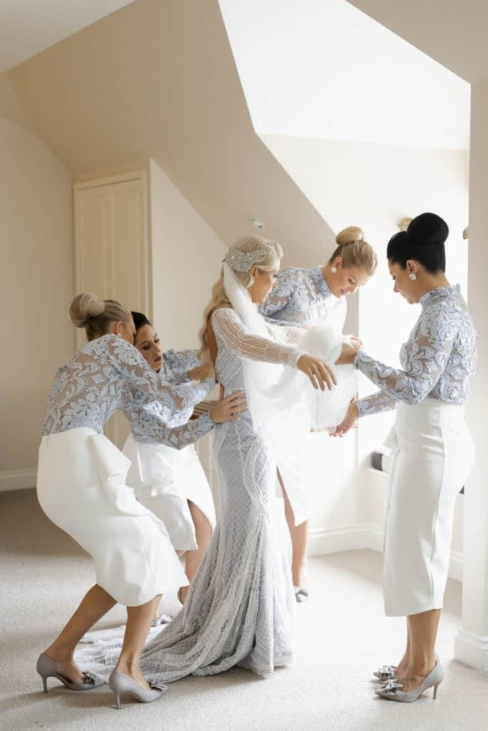 the final wedding blog - my beautiful bridesmaids